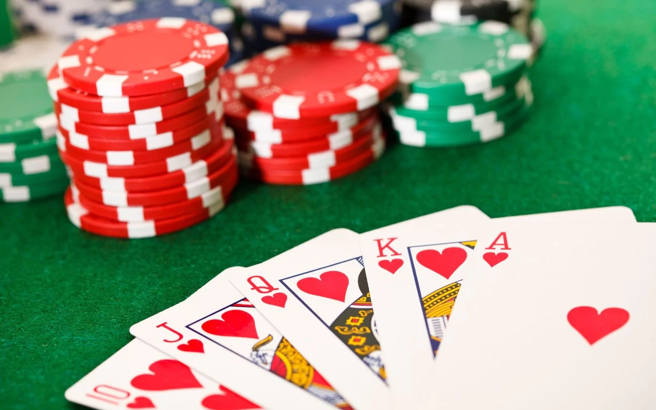What's The simplest way Win Cash With On-line Poker – Step-by-step Guide