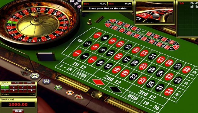 Similarities of Offline an online-based Roulette